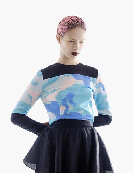 Ксения Шнайдер,  украинский фэшн-дизайнер. Изображение № 10.