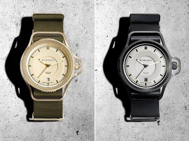 Givenchy запускает линию часов. Изображение № 1.