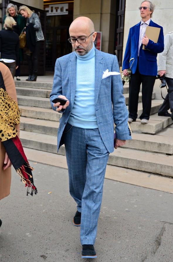 Неделя моды в Париже: Streetstyle. Изображение № 42.