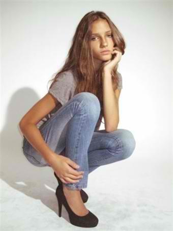 Новые лица: Кристина Йованкович, модель. Изображение № 14.