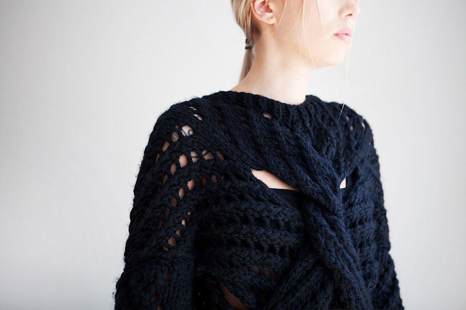 Анна Песонен, младший редактор моды финского журнала SSAW. Изображение № 3.