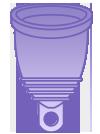 Редакция Wonderzine пробует менструальные чаши. Изображение № 3.