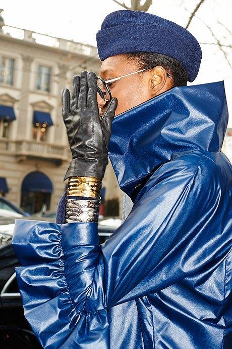 Стритстайл: Неделя моды в Милане,  часть II. Изображение № 25.
