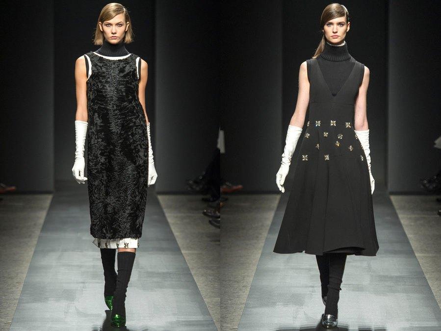 Неделя моды в Милане:  День 2. Изображение № 27.
