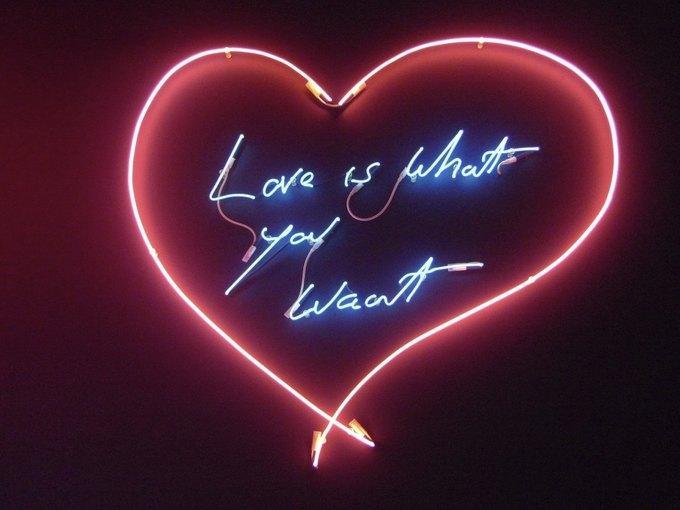 Love Is What You Want, Трэйси Эмин. Изображение № 3.