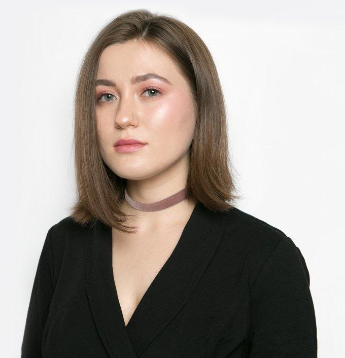 Журналистка Настя Синицына о самооптимизации и любимой косметике. Изображение № 1.
