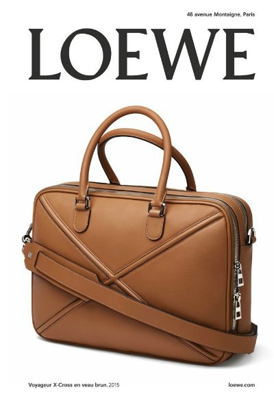 В рекламную кампанию Loewe вошли личные снимки Стивена Мейзела. Изображение № 3.