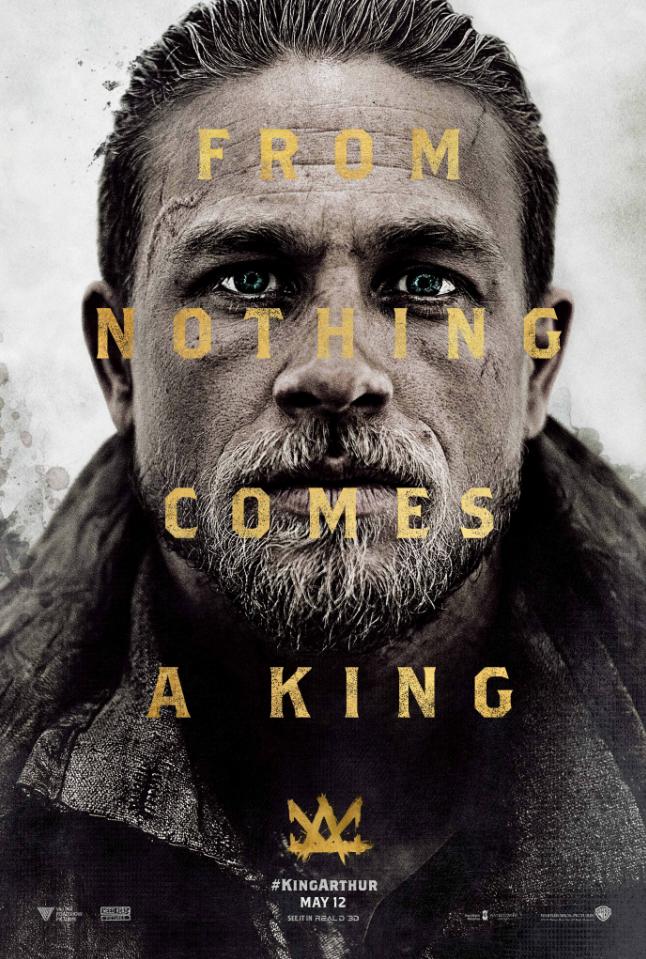 Вышел тизер нового фильма Гая Ричи «Меч короля Артура». Изображение № 2.