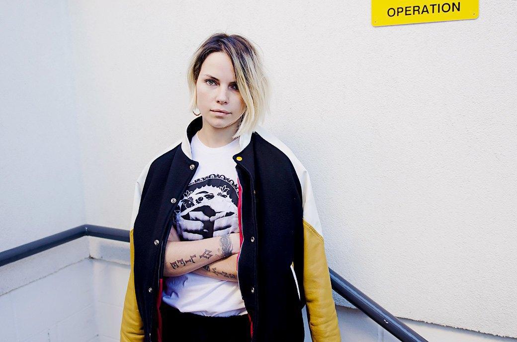 Даша Сельянова,  дизайнер марки ZDDZ. Изображение № 2.