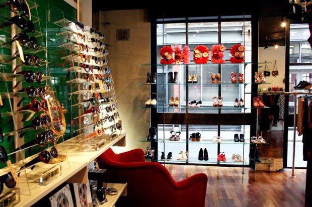 5 лондонских магазинов с лучшим ассортиментом. Изображение № 4.
