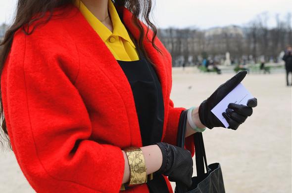 Неделя моды в Париже: Streetstyle. Изображение № 19.