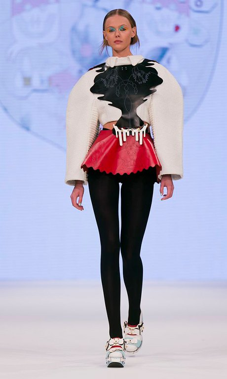 Минджу Ким, фэшн-дизайнер и победитель премии H&M. Изображение № 7.