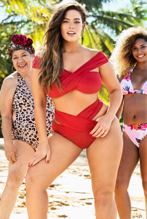 Sports Illustrated опубликовал съёмку  с реальными женщинами. Изображение № 9.