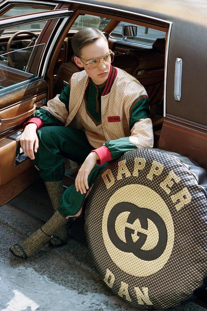 Gucci показали коллаб с дизайнером Дэппер Дэном. Изображение № 4.