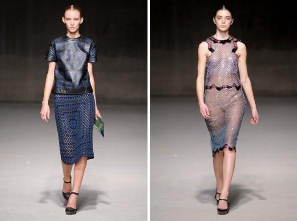 Показы на London Fashion Week AW 2011: день 4. Изображение № 10.
