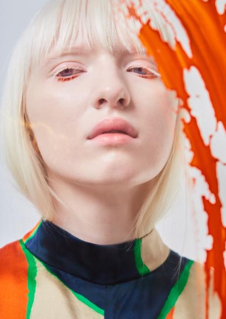 «Ты — альбинос»: Модели о жизни с этой особенностью. Изображение № 18.