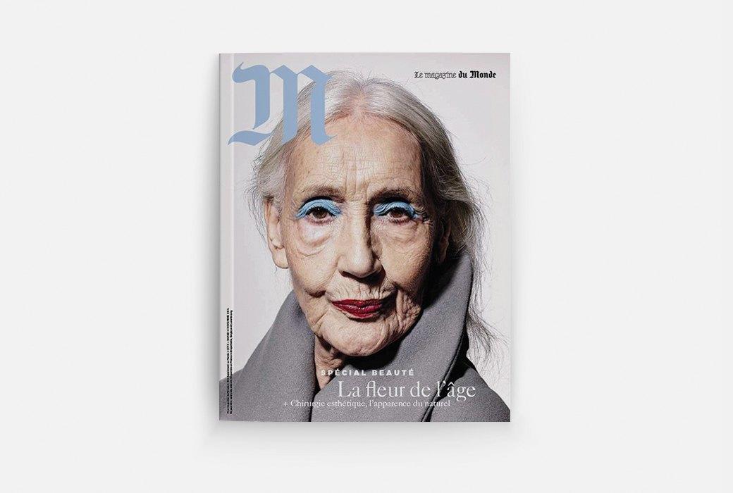 Самые важные «женские» обложки журналов  за 2014 год. Изображение № 4.
