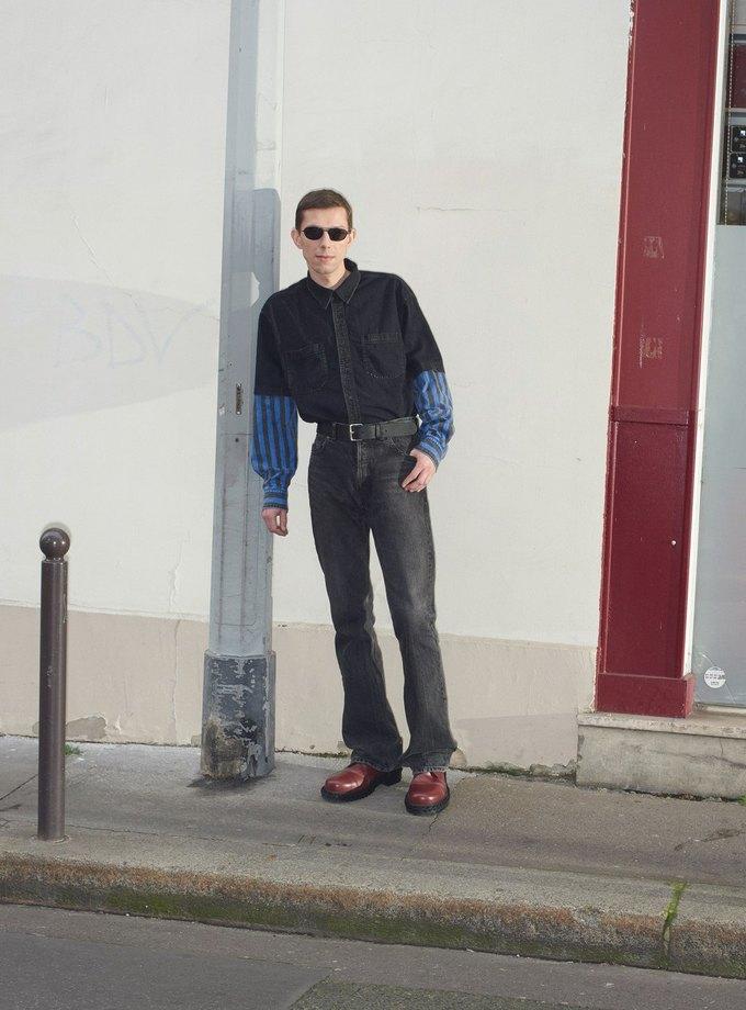 В новом лукбуке Balenciaga снялись обычные парижане. Изображение № 8.