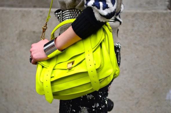 Неделя моды в Париже: Streetstyle. Изображение № 38.