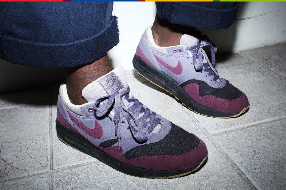Сникерхед из Нью-Йорка: Крис Грейвс о своей коллекции кроссовок. Изображение № 9.
