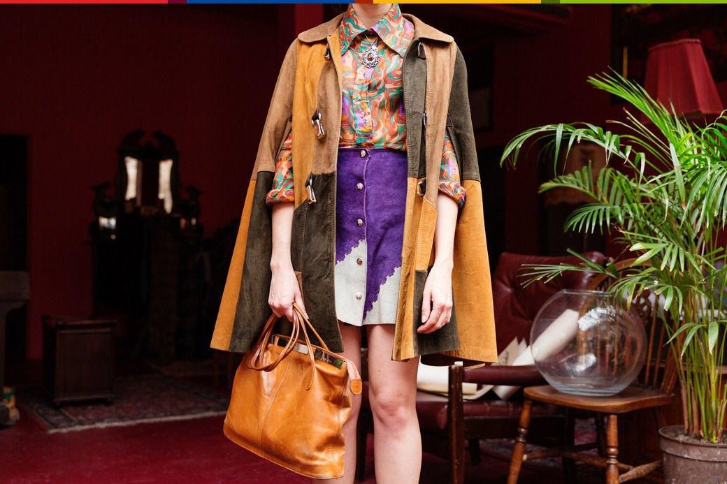 Психоделия: Дизайнер обуви Джорджи Би и ее коллекция винтажа. Изображение № 6.