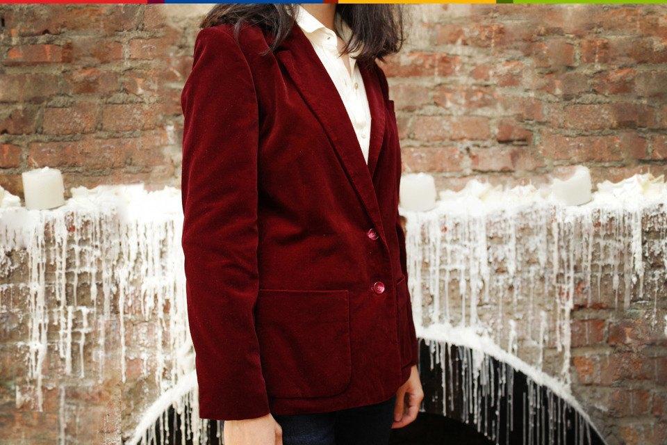 Число Пи: Нью-Йоркский стилист и ее коллекция пиджаков. Изображение № 16.