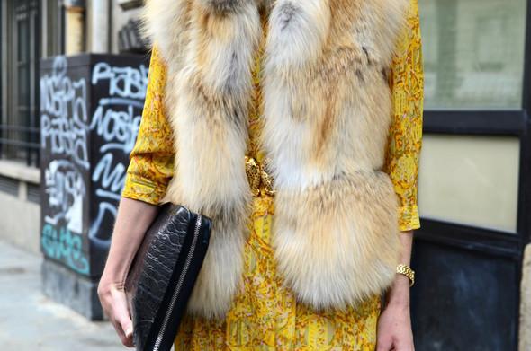Неделя моды в Париже: Streetstyle. Изображение № 45.