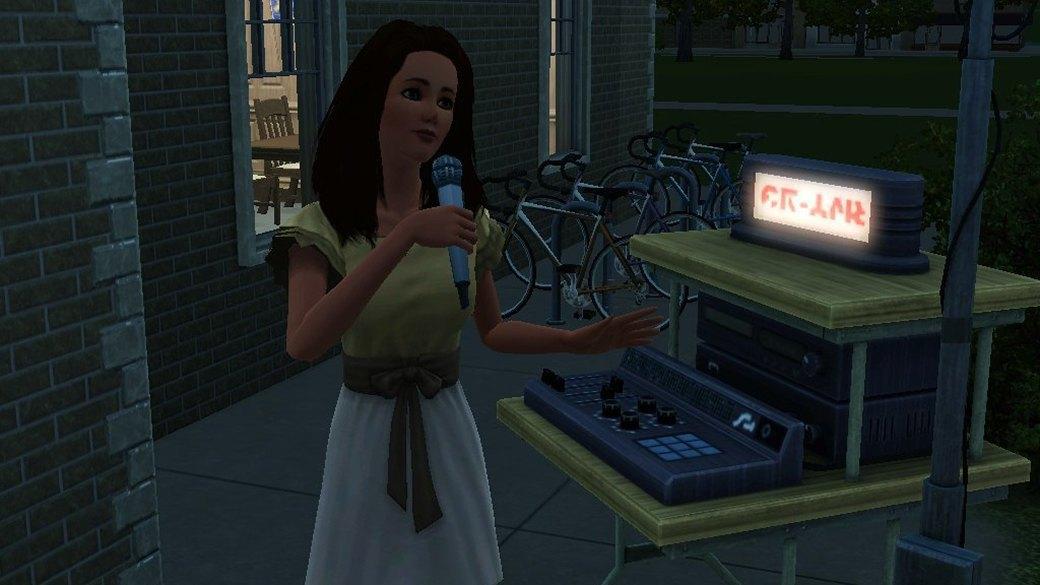 Как юные фанатки The Sims представляют себе взрослую жизнь. Изображение № 11.