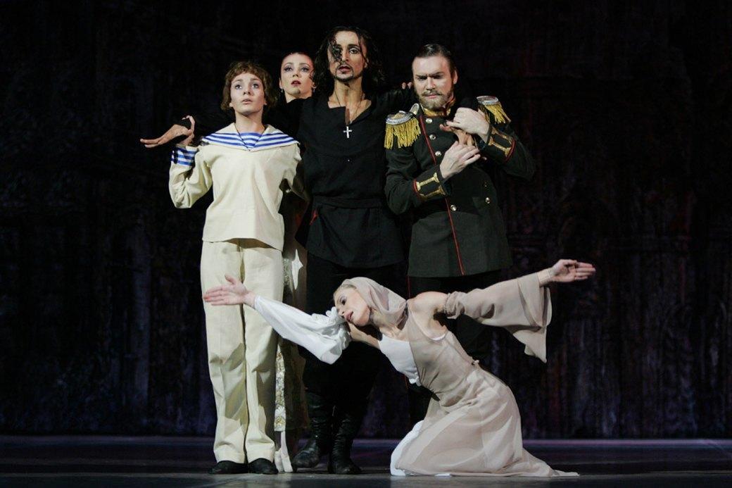 Царь в колготках:  6 «аморальных» постановок в истории балета. Изображение № 4.