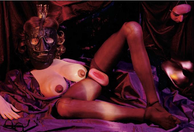 В Playboy вместо голых девушек появится искусство. Изображение № 4.