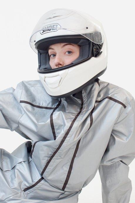 Ведущий дизайнер и пилотесса Маша Мелкосьянц о любимых нарядах. Изображение № 29.