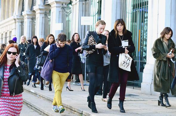 Неделя моды в Лондоне. Изображение № 53.