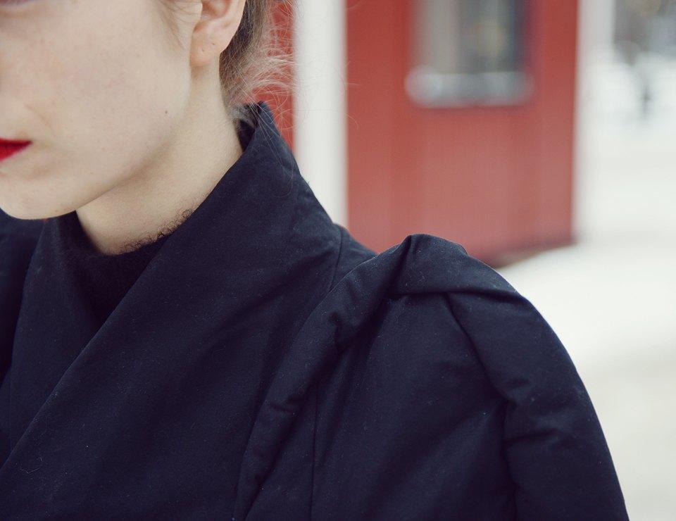 Шубы и горох на Stockholm Fashion Week. Изображение № 2.