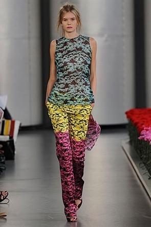 London Fashion Week: Christopher Kane и Mary Katrantzou. Изображение № 16.