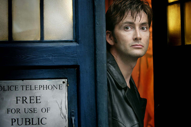 Десятый Доктор: Дэвид Теннант. 2005-2010. Изображение № 10.
