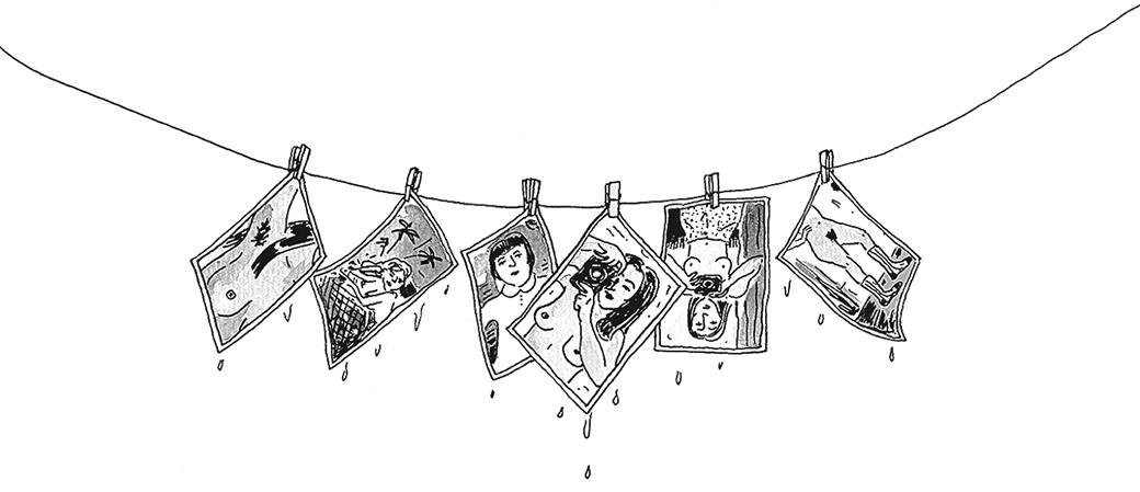 Голая и смешная:  Отрывок из бестселлера Лены Данэм «Я не такая». Изображение № 3.