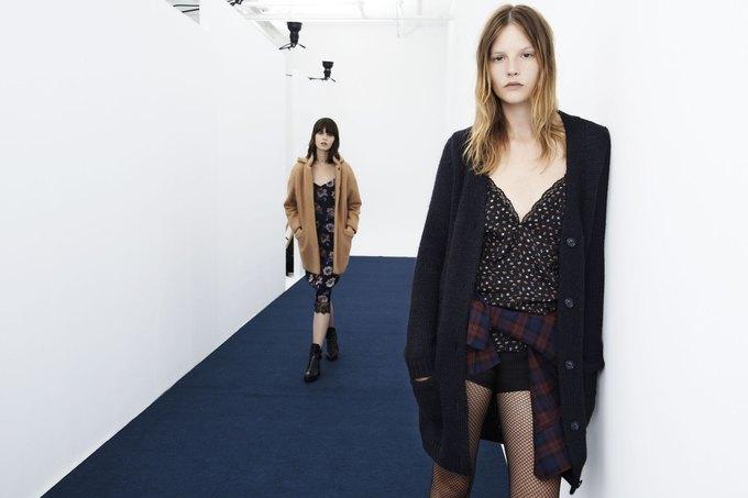 Леопардовые шубы и платья-сорочки в новой коллекции Zara. Изображение № 16.