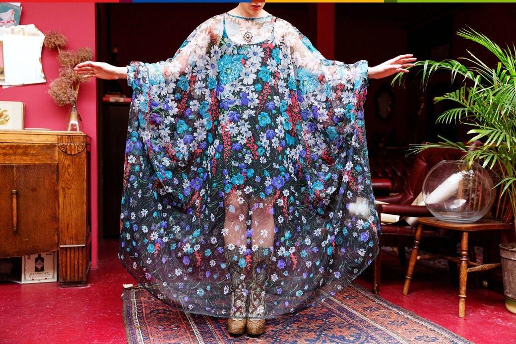 Психоделия: Дизайнер обуви Джорджи Би и ее коллекция винтажа. Изображение № 22.