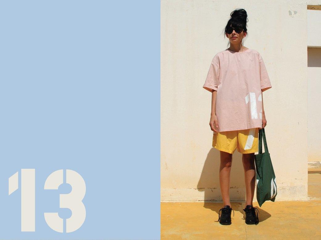 34-я, весенне-летняя коллекция Nina Donis. Изображение № 17.