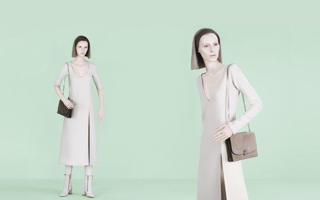 В новой кампании Marc Jacobs модели превратились в манекены. Изображение № 1.