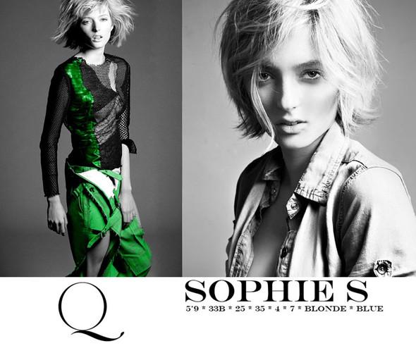 Композитки пяти модельных агентств к Нью-Йоркской неделе моды. Изображение № 22.