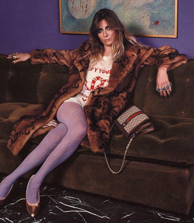 Gucci выпустили кампанию с моделями разных возрастов. Изображение № 7.