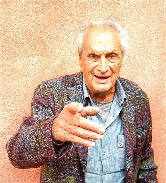 Умер Оттавио Миссони. Изображение № 1.
