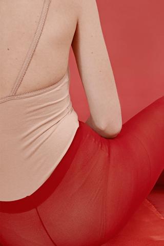 В красном цвете:  Яркие образы для  Нового года и не только. Изображение № 13.