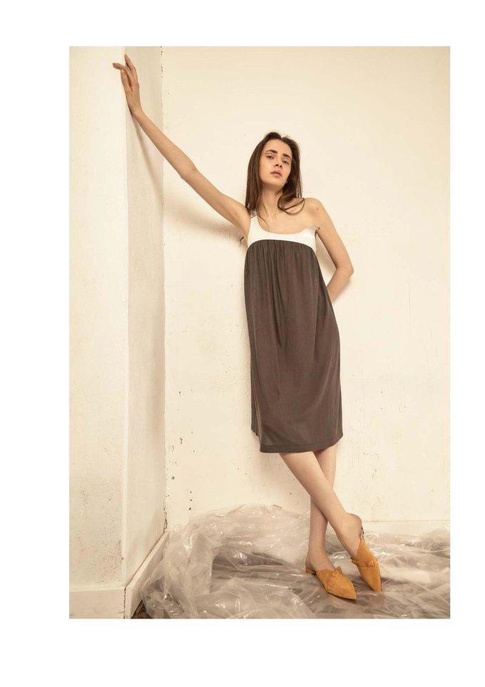 Новая коллекция Sergey Soroka вдохновлена мужским гардеробом. Изображение № 11.