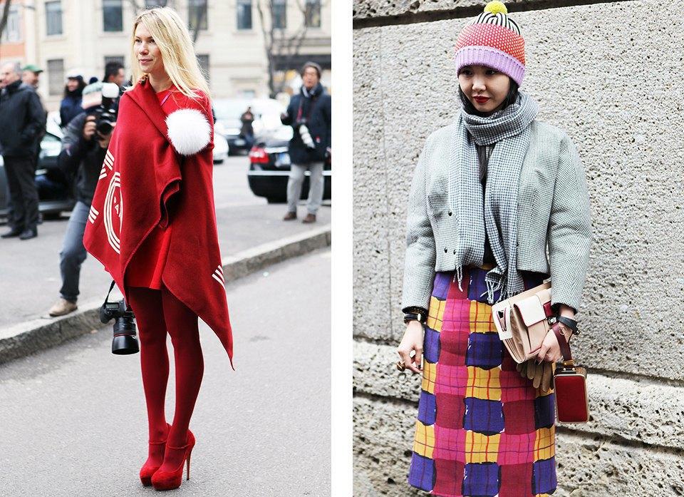 Анна Делло-Руссо, Элеонора Каризи и другие гости Миланской недели моды. Изображение № 22.