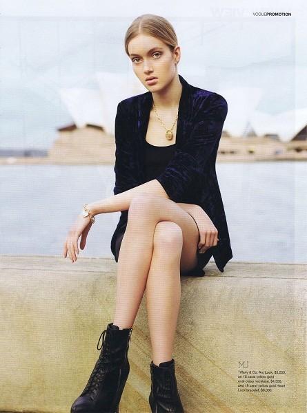 Новые лица: Мелисса Йоханссен. Изображение № 33.