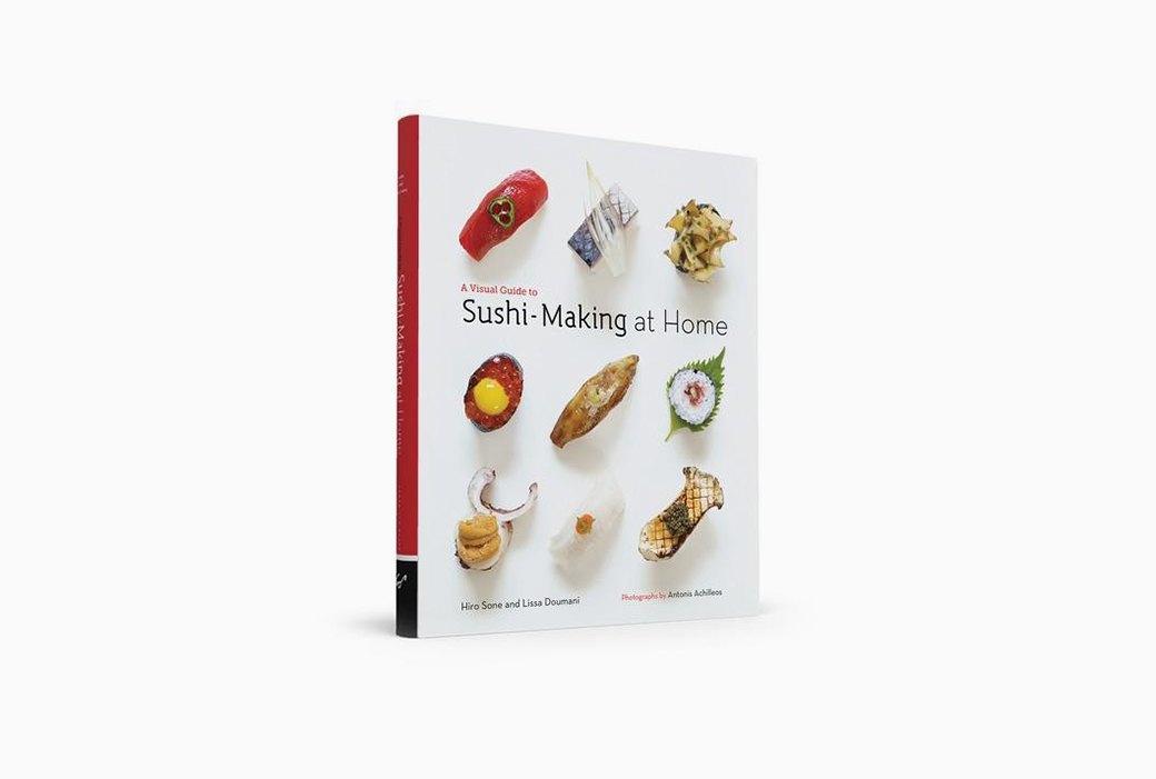 Кулинарная книга-гид  по приготовлению  роллов и суши. Изображение № 1.
