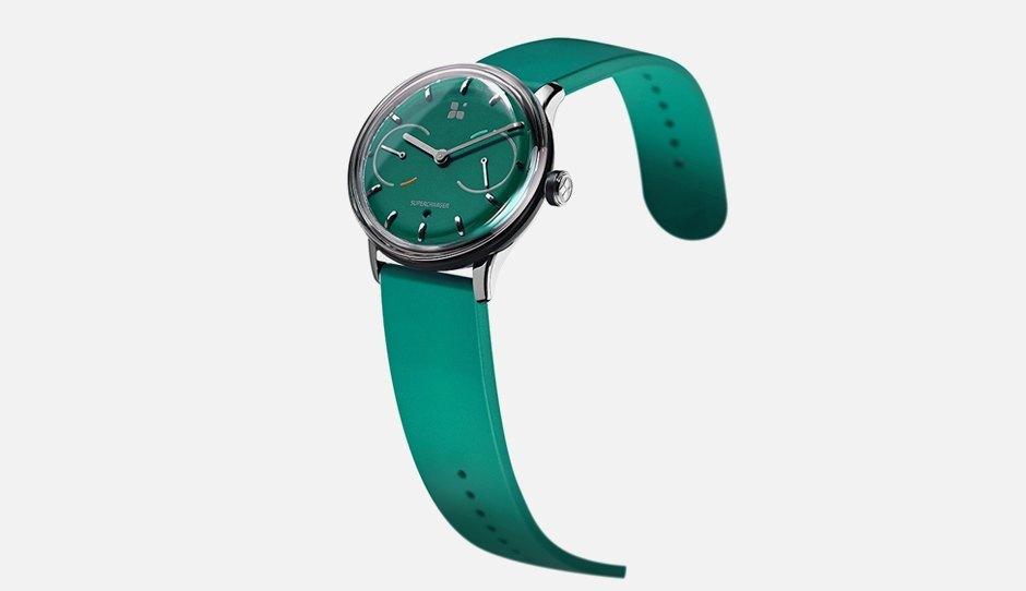 «Умные» классические часы Sequent, которые не нужно заряжать. Изображение № 1.