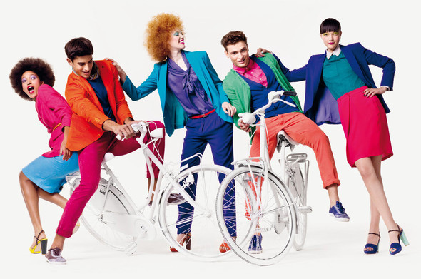 United Colors of Benetton SS 2012 . Изображение № 187.